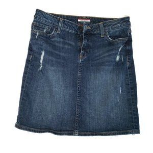 Tommy Hilfiger Classic Denim Jean Mini Skirt